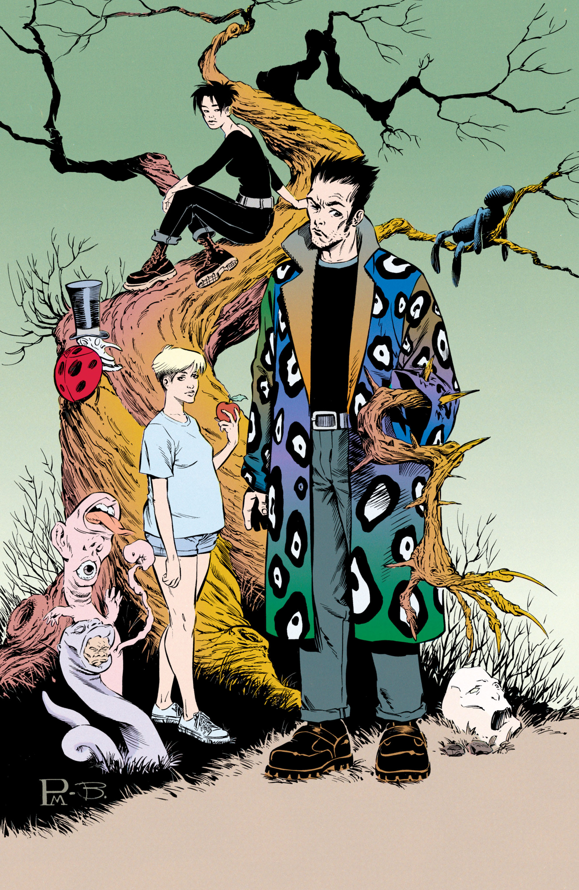 Read online Shade, the Changing Man comic -  Issue #50 - 40