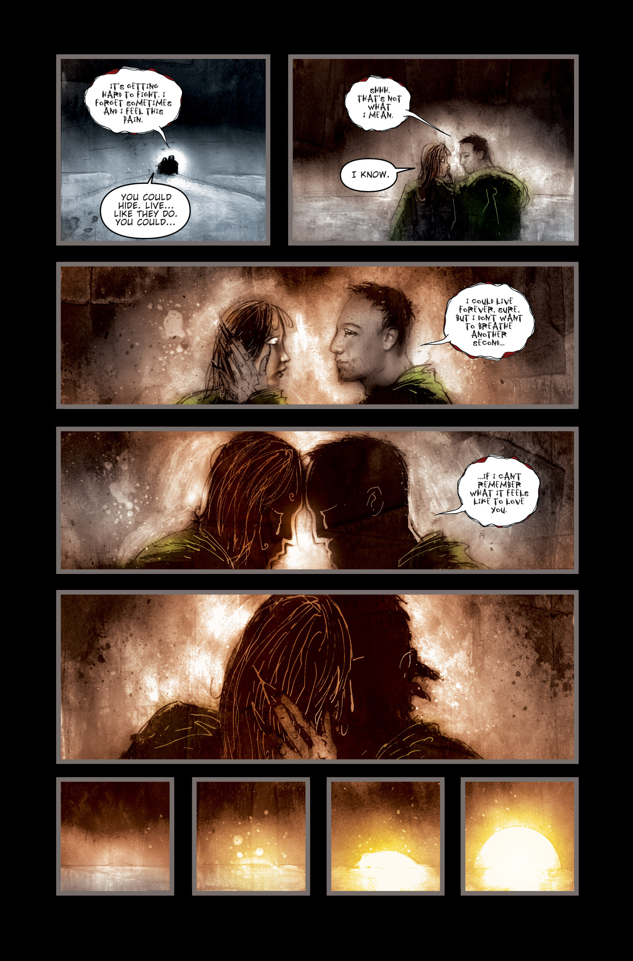 Read online 30 Days of Night (2002) comic -  Issue #3 - 26