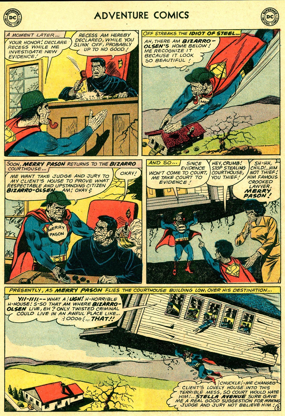 Read online Adventure Comics (1938) comic -  Issue #296 - 27