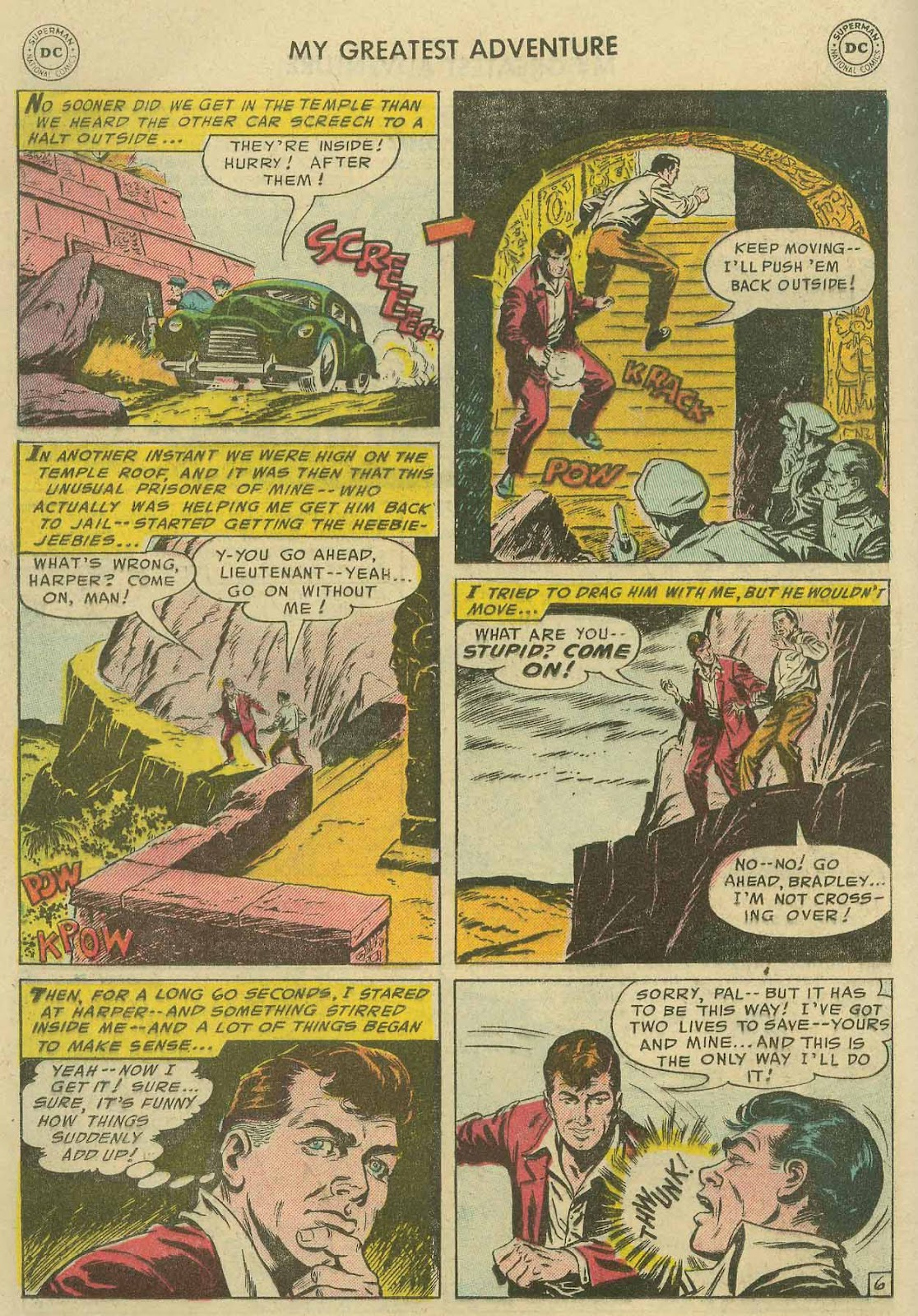 My Greatest Adventure (1955) issue 5 - Page 18