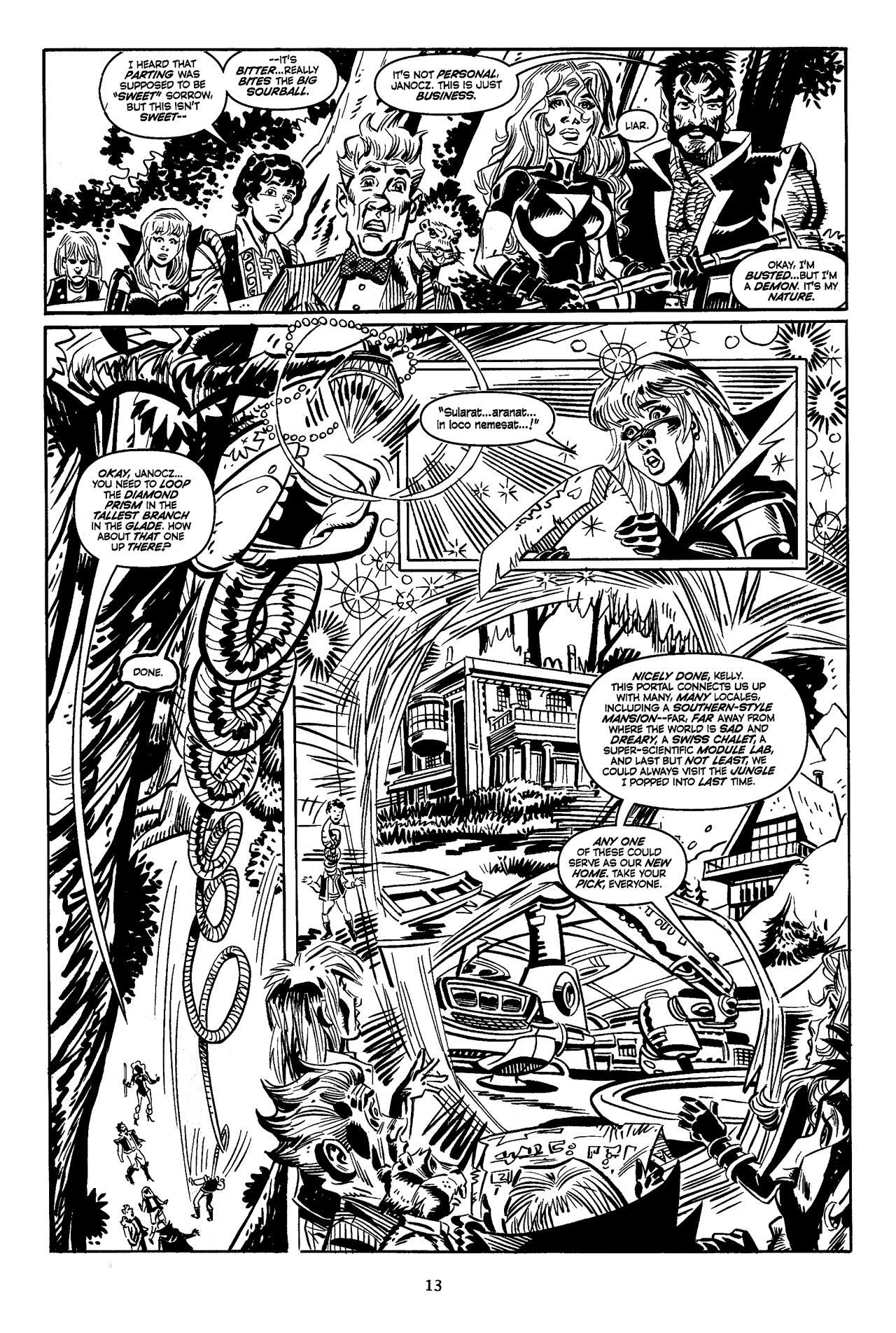 Soulsearchers and Company issue 82 - Page 15