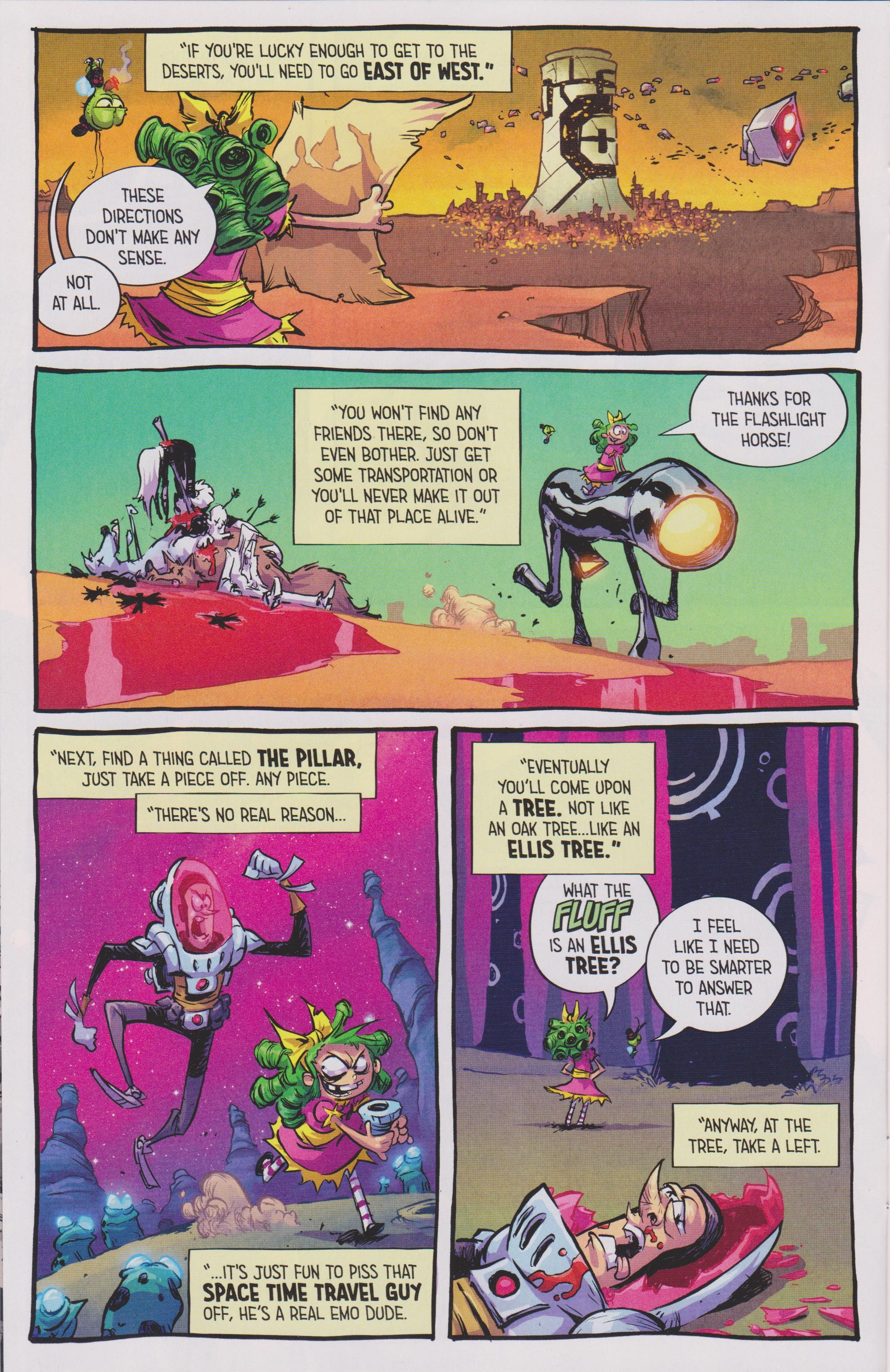 Read online Free Comic Book Day 2017 comic -  Issue # I Hate Image - 10