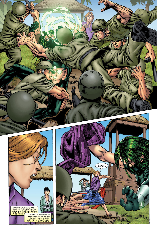 Read online Amazing Fantasy (2004) comic -  Issue #9 - 4