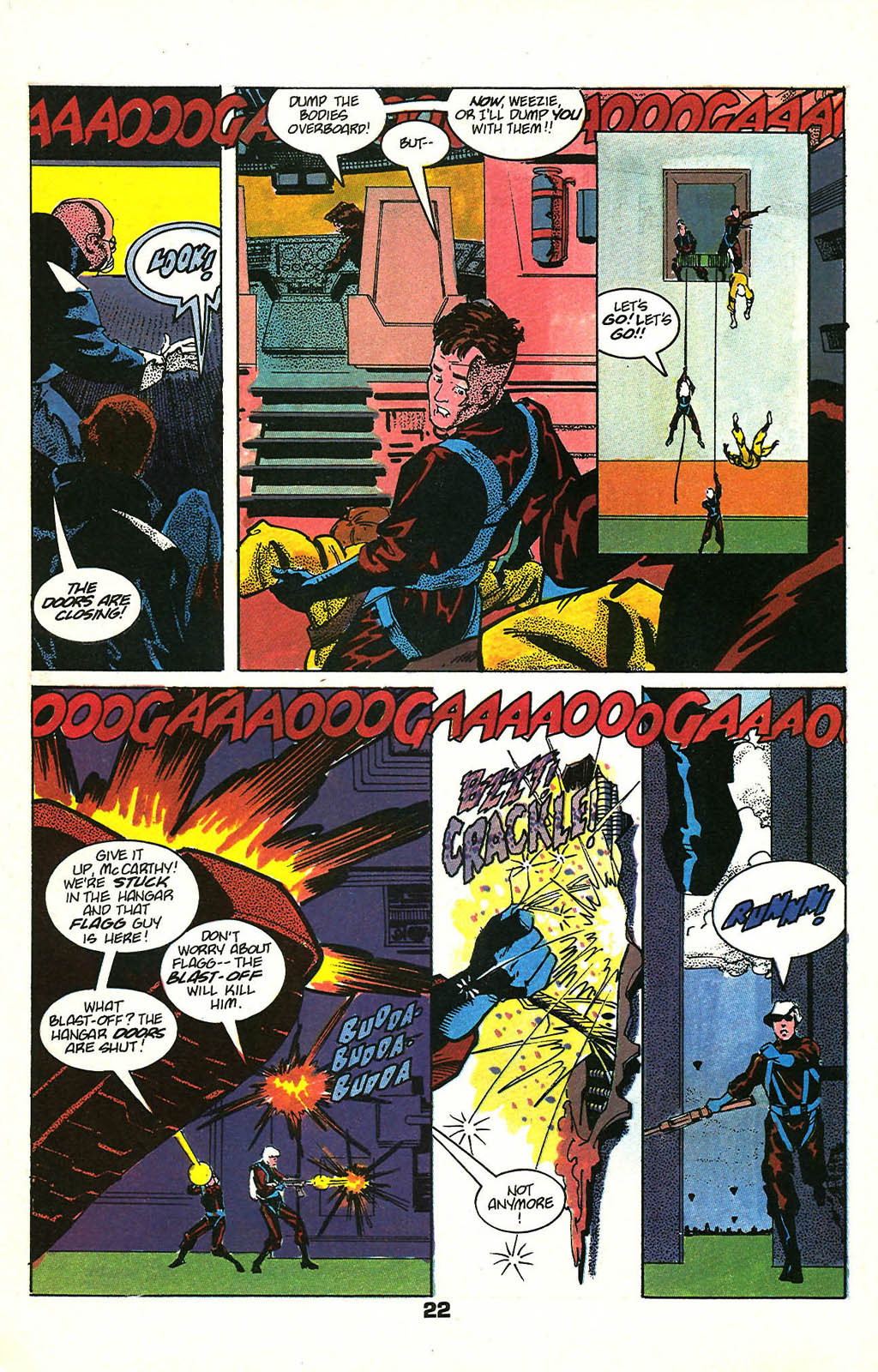 Read online American Flagg! comic -  Issue #48 - 28