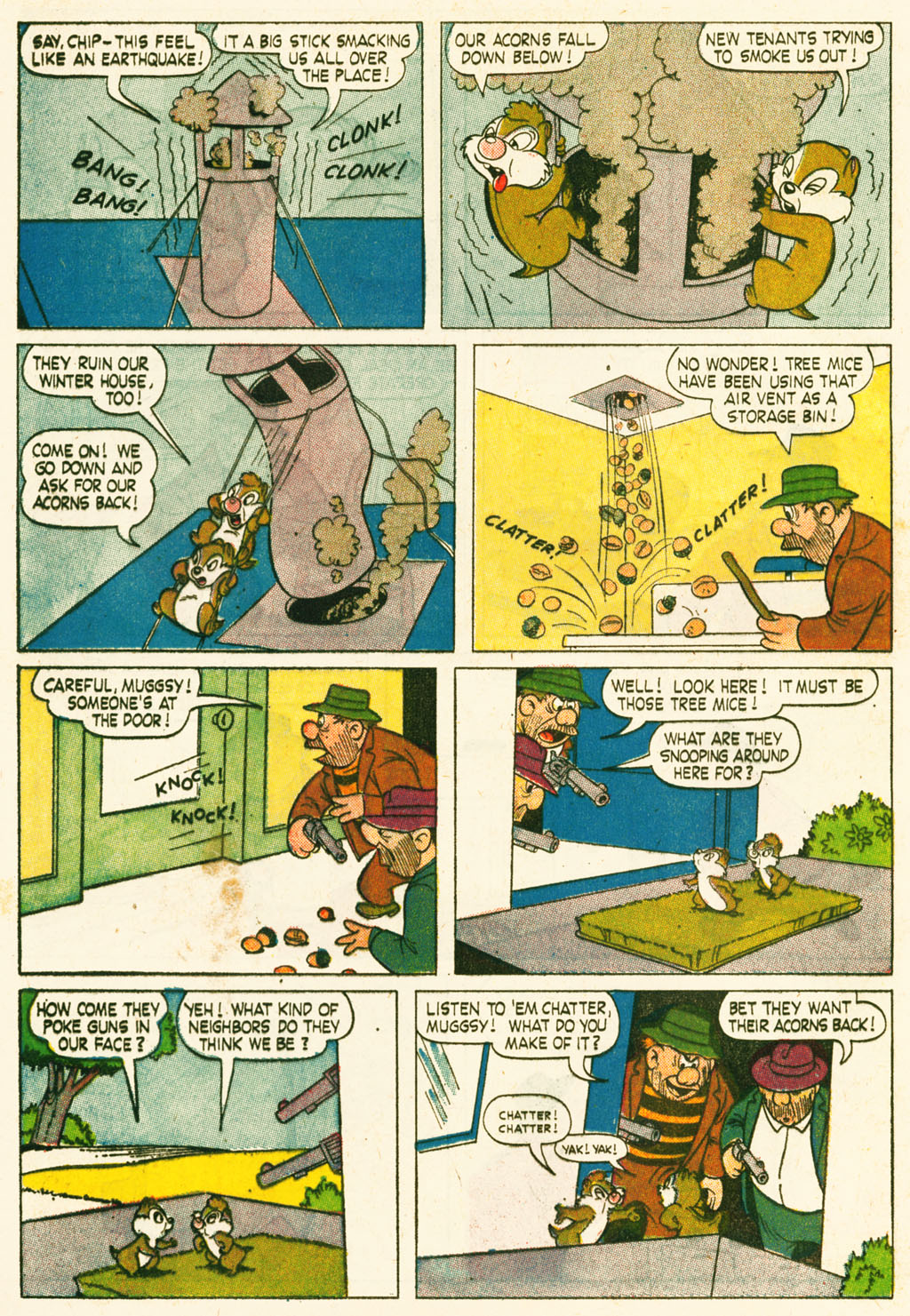 Walt Disneys Chip N Dale issue 20 - Page 12