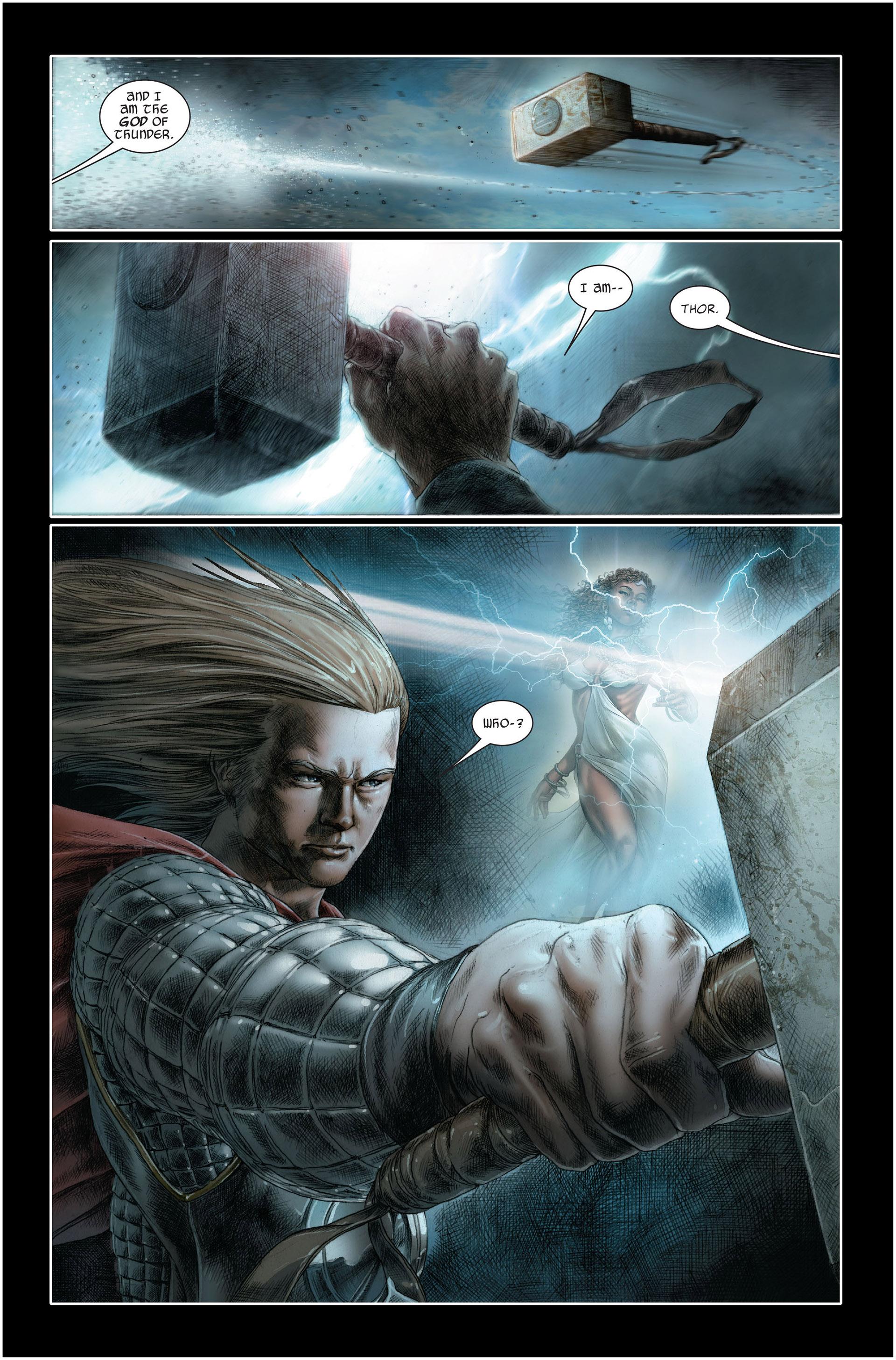Read online Astonishing Thor comic -  Issue #1 - 5