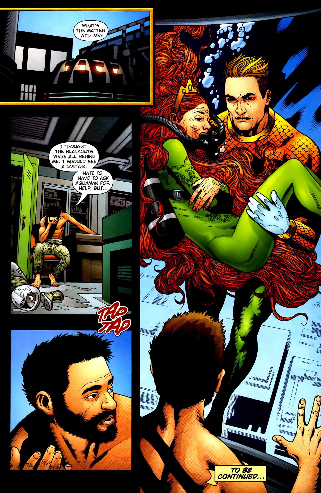 Read online Aquaman (2003) comic -  Issue #34 - 23