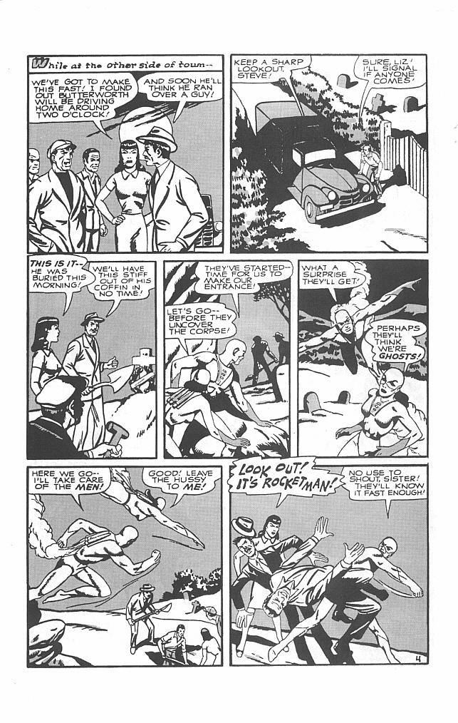 Read online Golden-Age Men of Mystery comic -  Issue #7 - 14