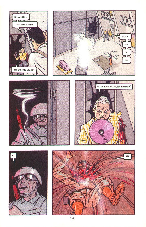 Read online Dare comic -  Issue #3 - 18