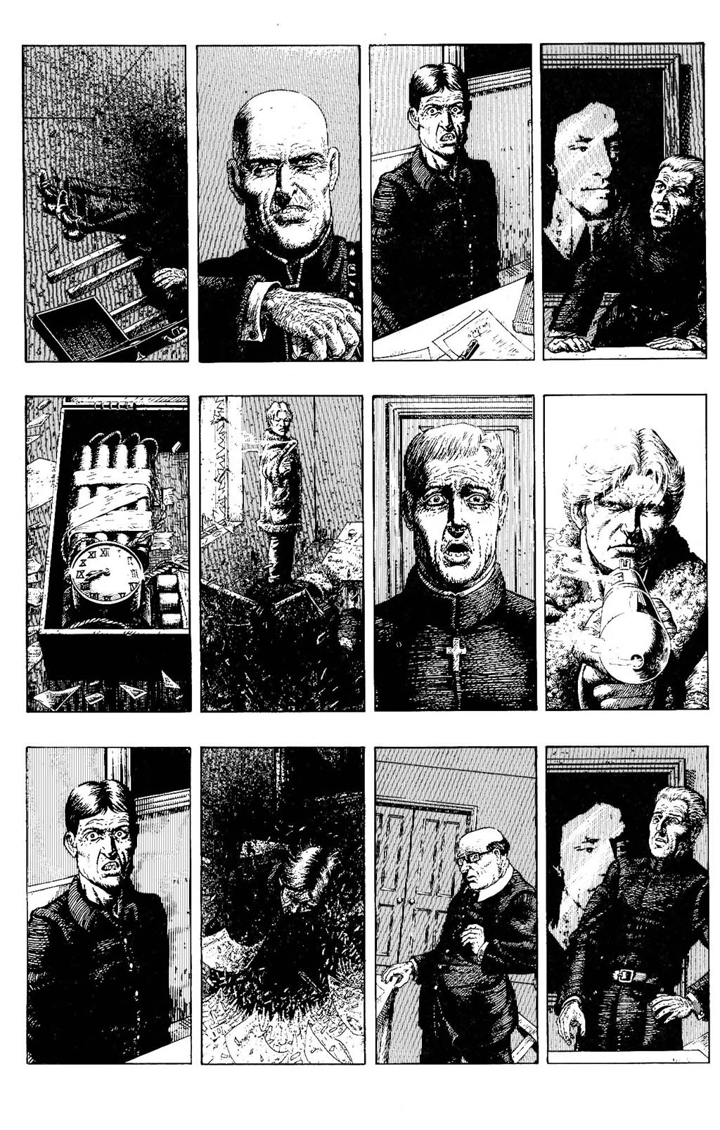 Read online The Adventures of Luther Arkwright comic -  Issue #8 - 6