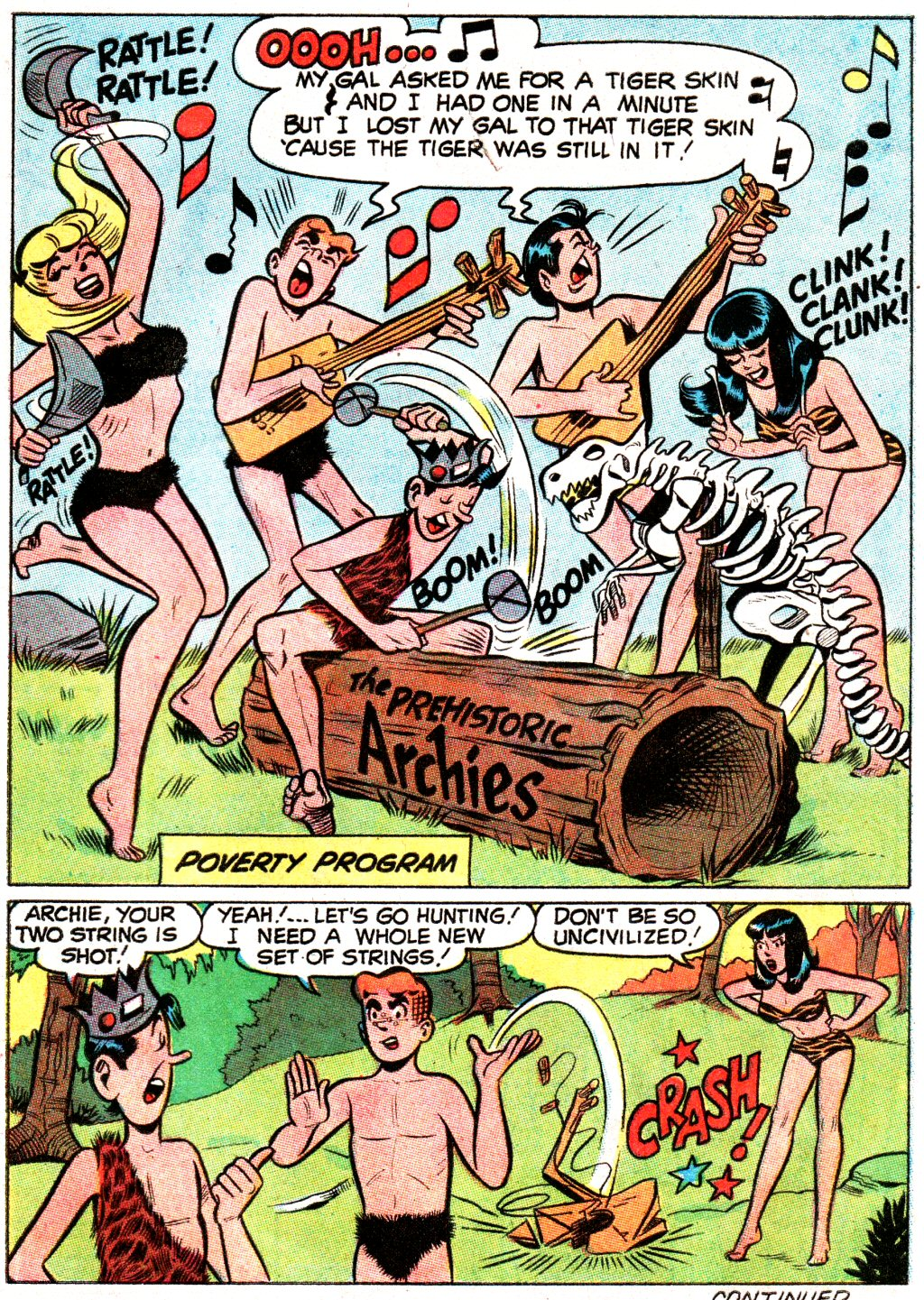 Read online Archie (1960) comic -  Issue #192 - 23
