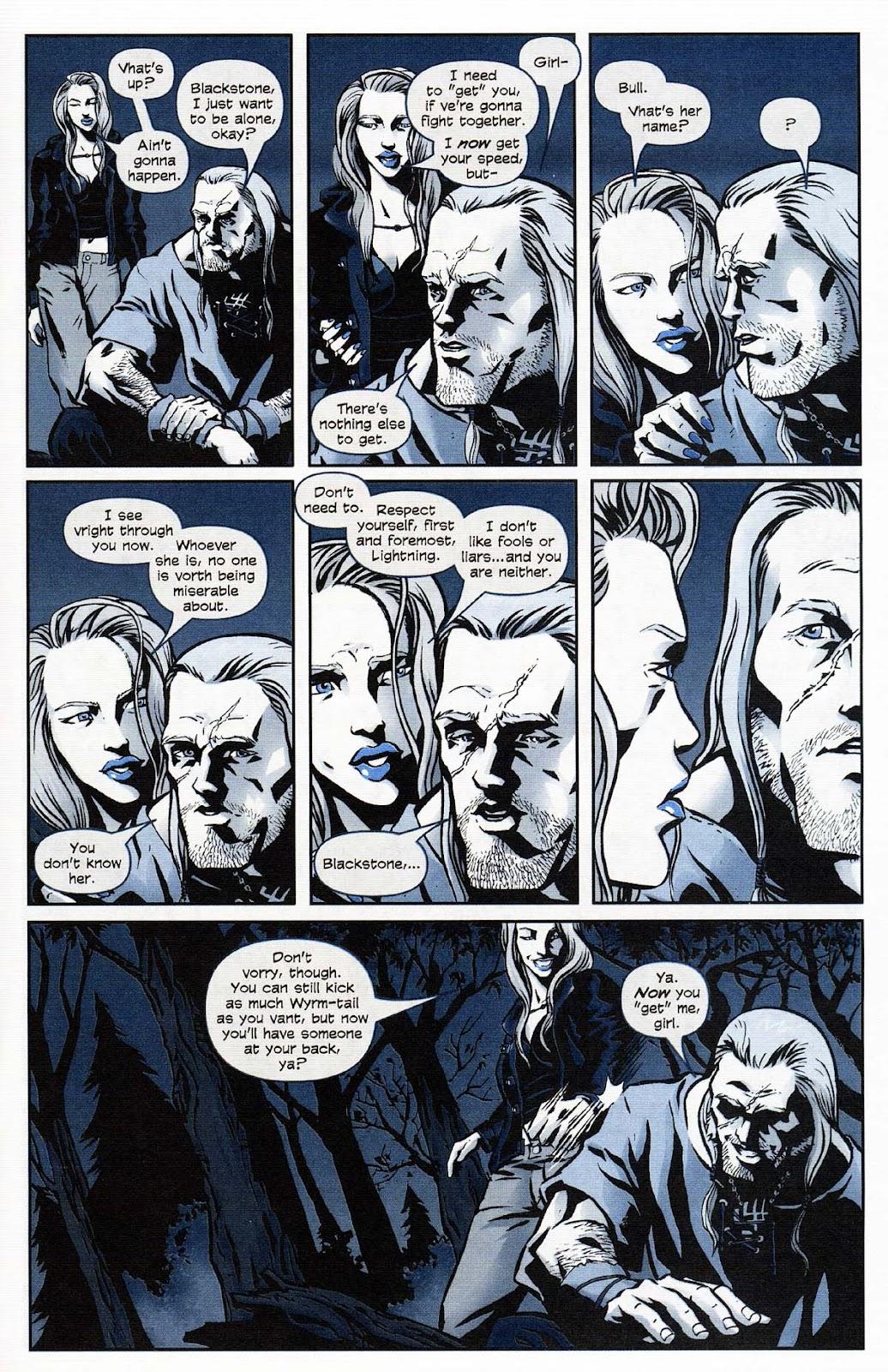 Read online Werewolf the Apocalypse comic -  Issue # Get of Fenris - 13