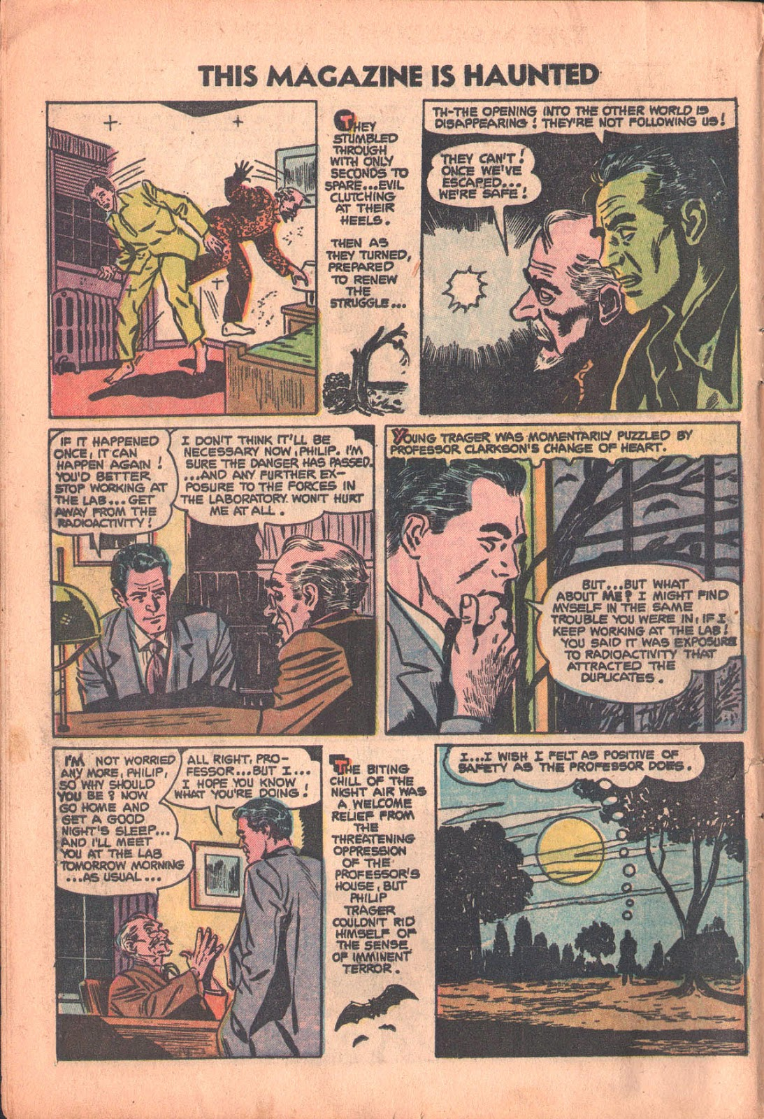 Read online This Magazine Is Haunted comic -  Issue #15 - 10