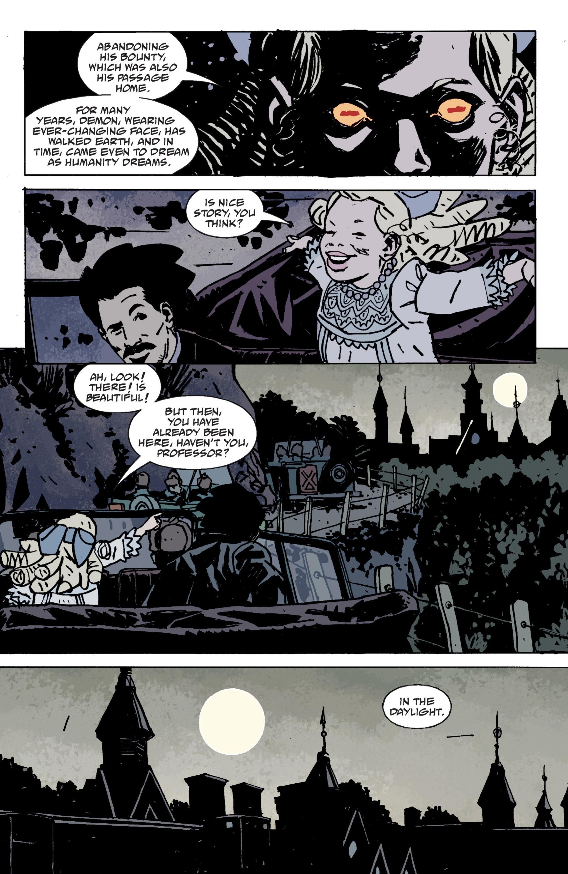 Read online B.P.R.D. (2003) comic -  Issue # TPB 9 - 57