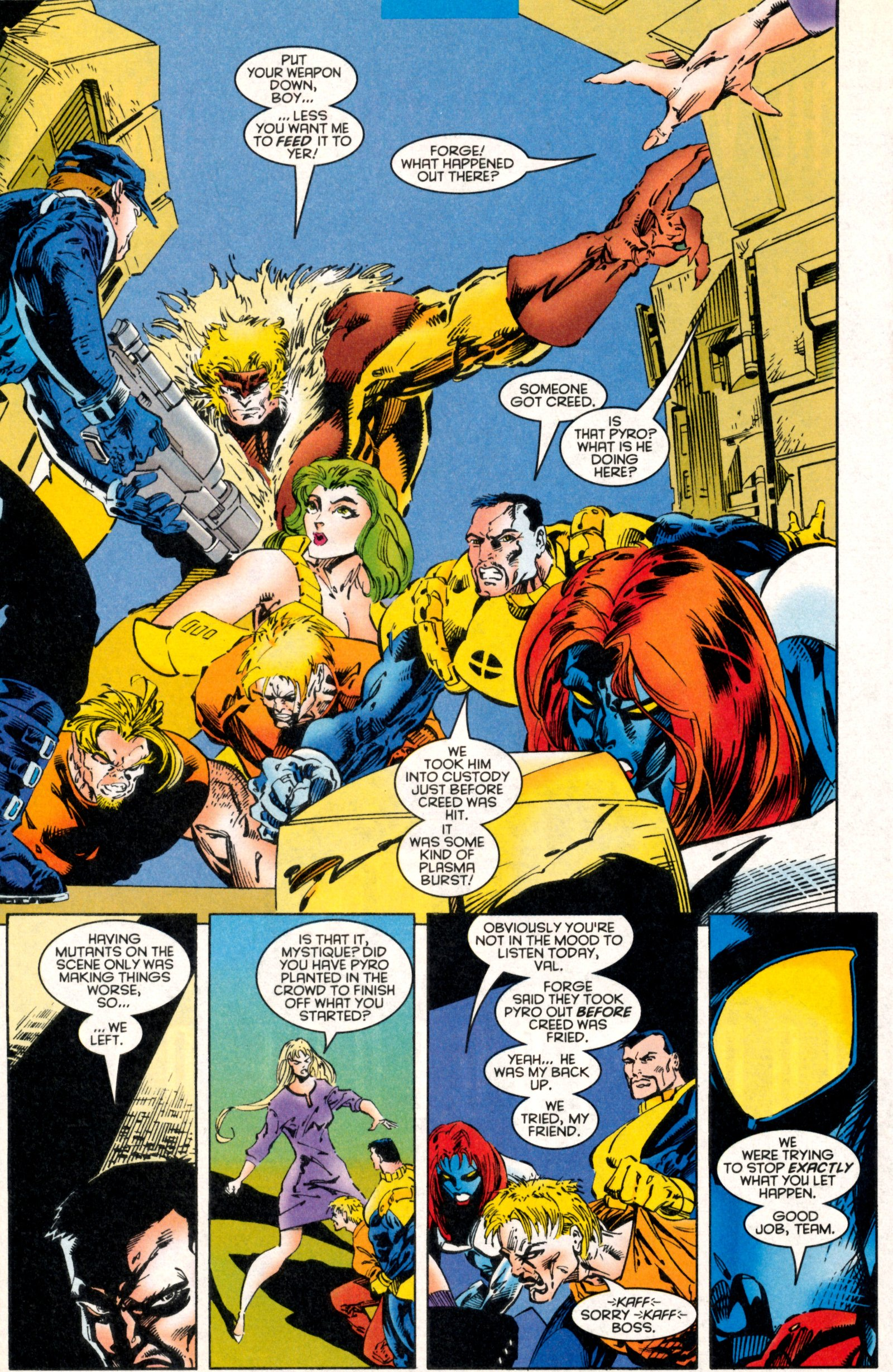 Read online X-Factor (1986) comic -  Issue #130 - 30