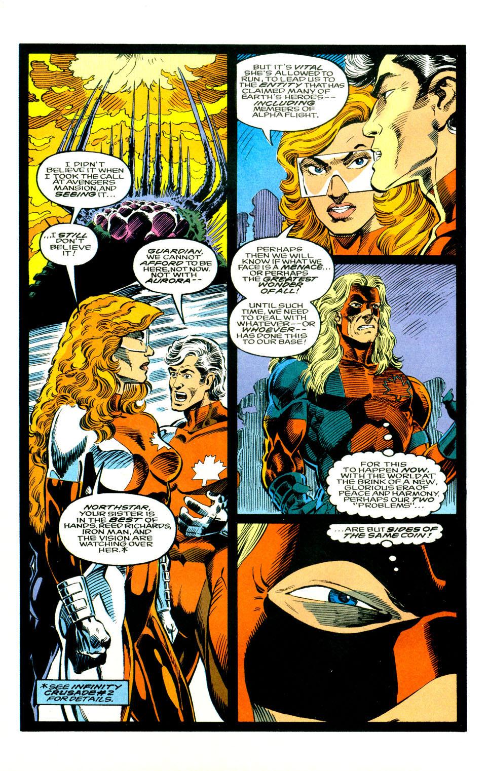 Read online Alpha Flight (1983) comic -  Issue #123 - 4