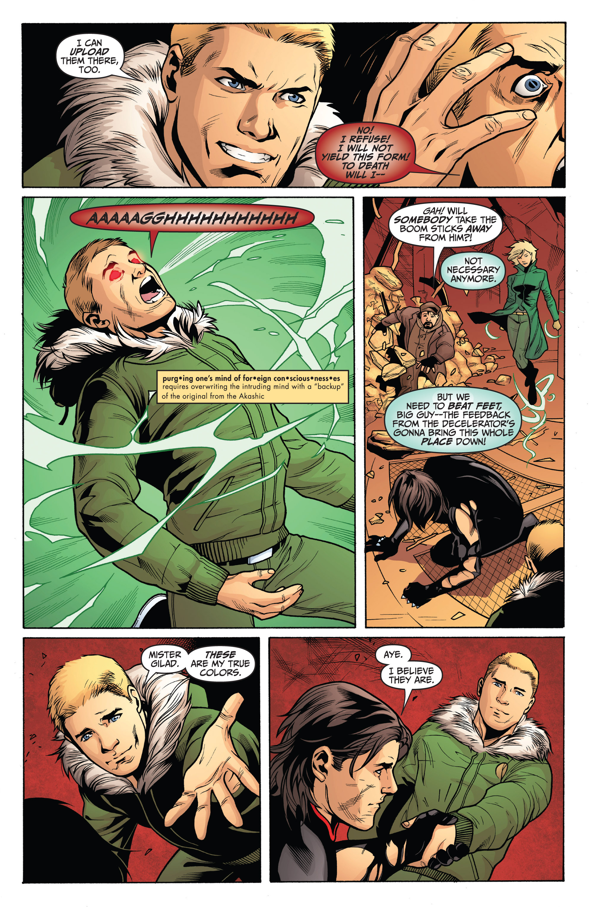 Read online Archer and Armstrong comic -  Issue #9 - 20