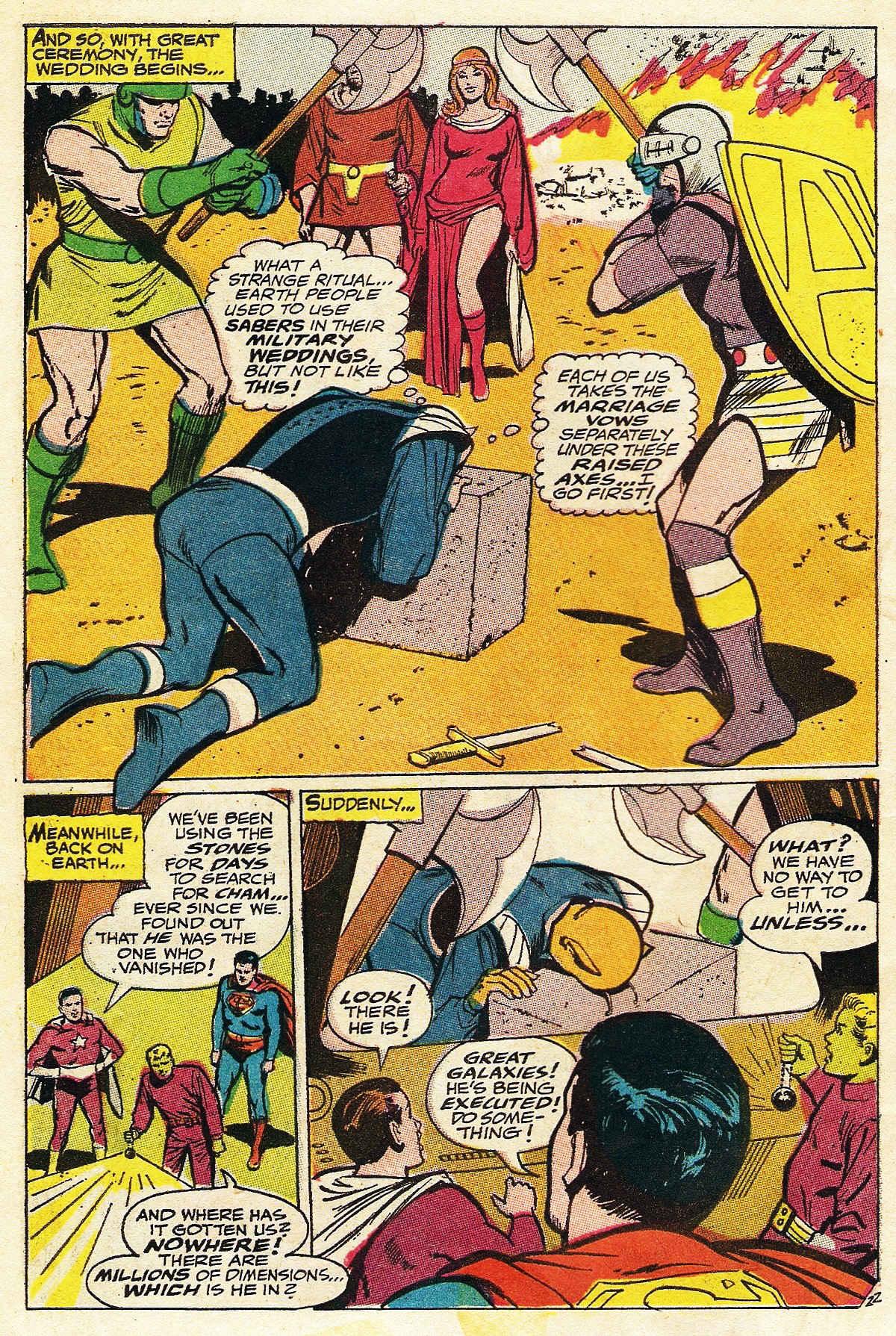 Read online Adventure Comics (1938) comic -  Issue #376 - 30