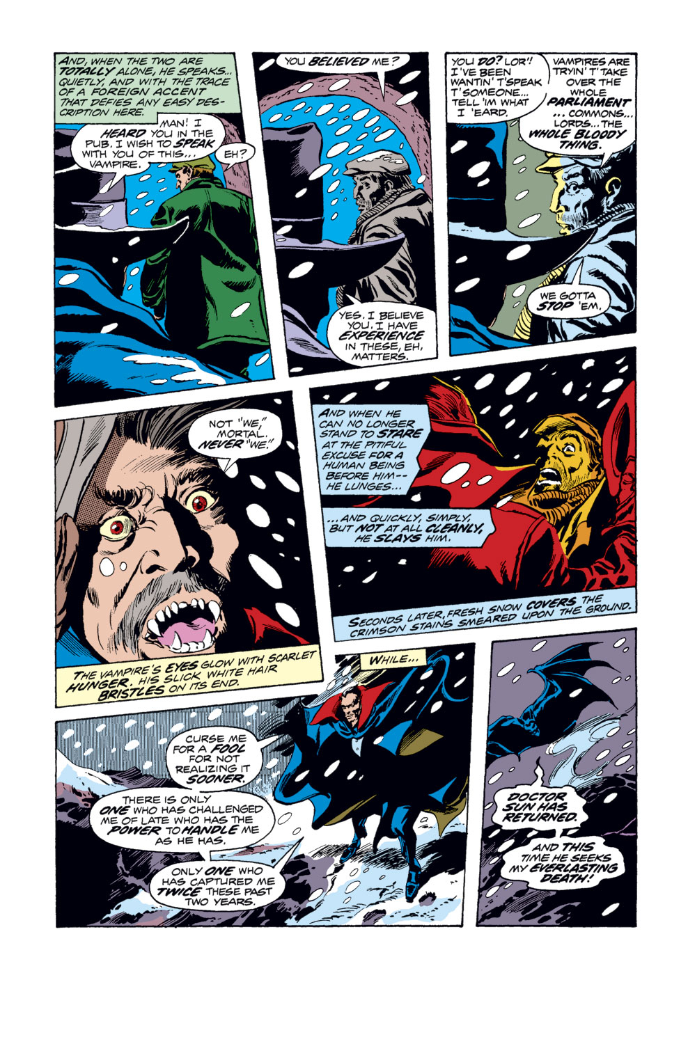 Tomb of Dracula (1972) issue 33 - Page 17
