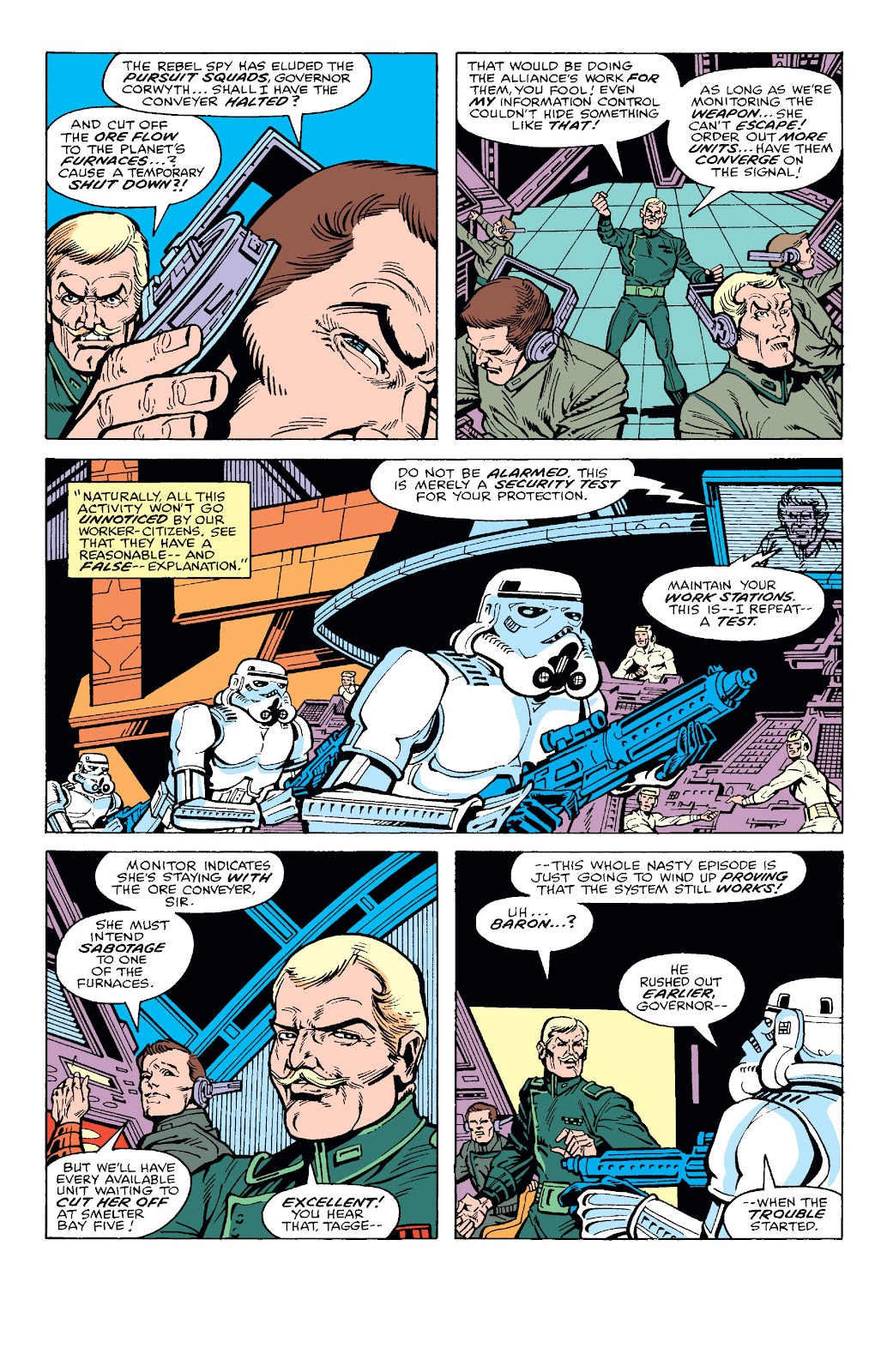 Read online Star Wars Legends: The Original Marvel Years - Epic Collection comic -  Issue # TPB 2 (Part 2) - 22