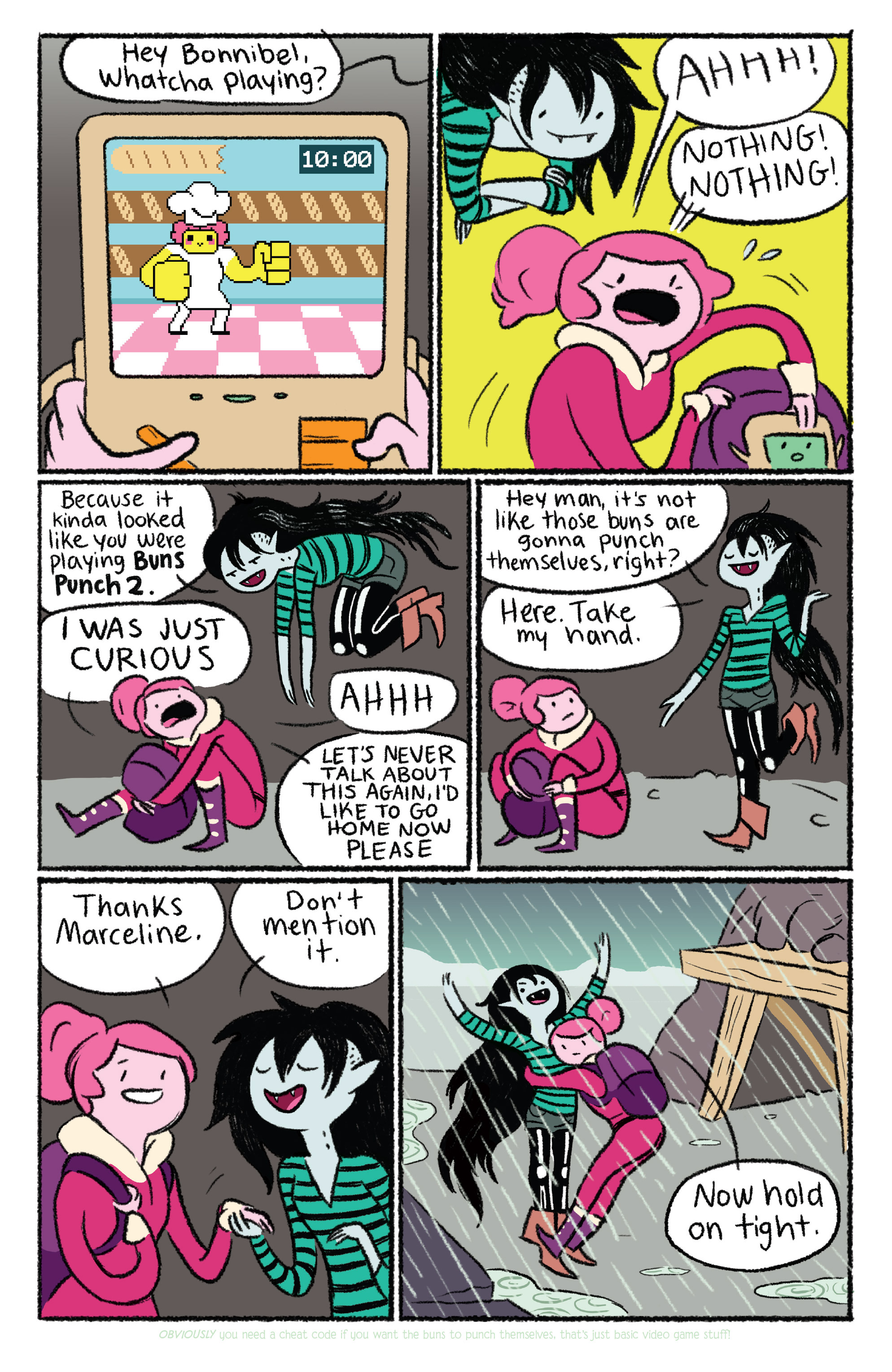 Read online Adventure Time comic -  Issue #Adventure Time _TPB 6 - 14
