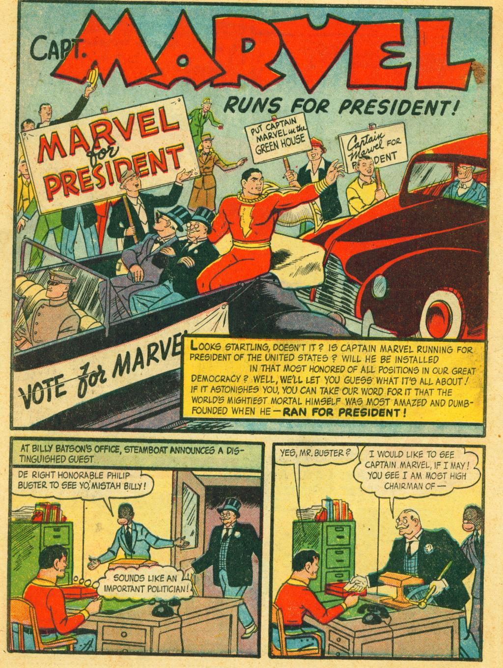 Captain Marvel Adventures issue 41 - Page 30