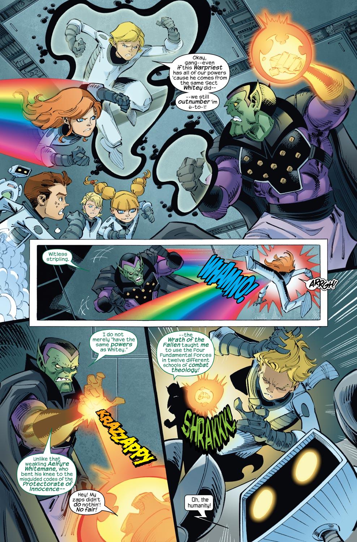 Read online Skrulls vs. Power Pack comic -  Issue #3 - 3