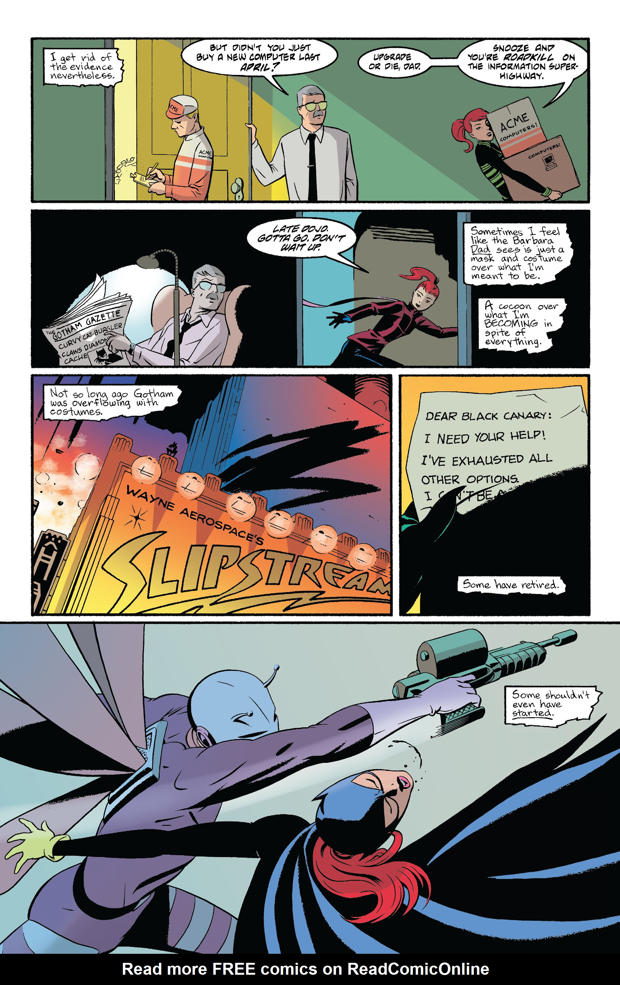 Read online Batgirl/Robin: Year One comic -  Issue # TPB 2 - 15