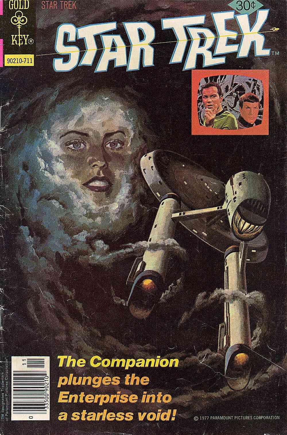 Star Trek (1967) issue 49 - Page 1