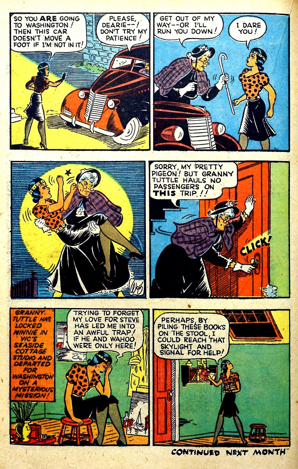 Read online Famous Funnies comic -  Issue #141 - 24