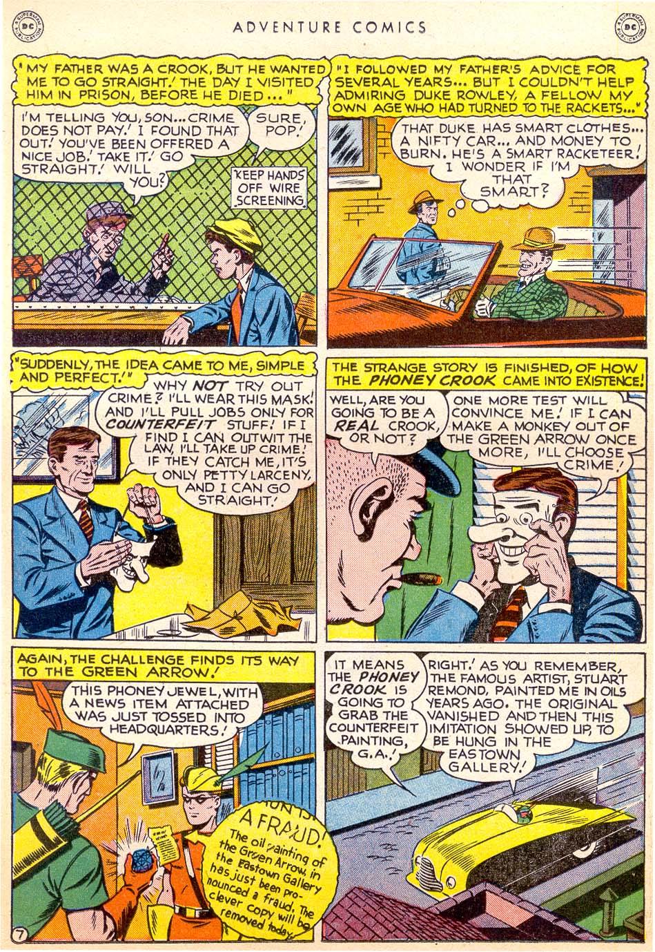 Read online Adventure Comics (1938) comic -  Issue #144 - 19