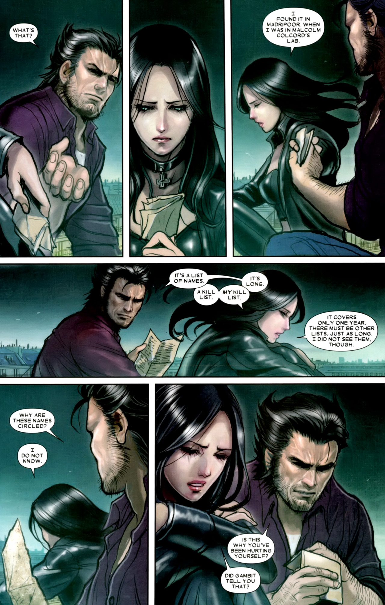 Read online X-23 (2010) comic -  Issue #10 - 16