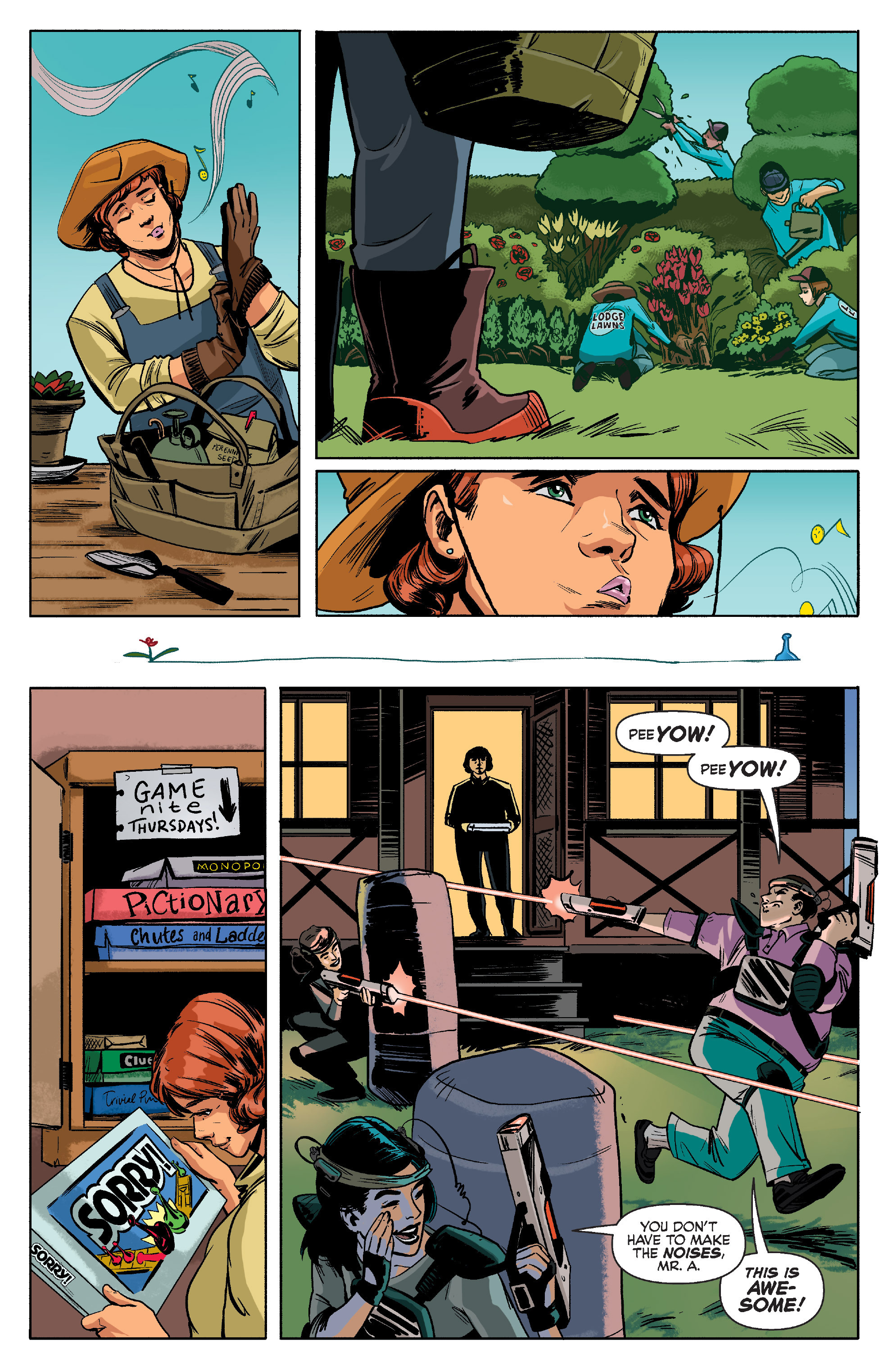 Read online Archie (2015) comic -  Issue #9 - 12