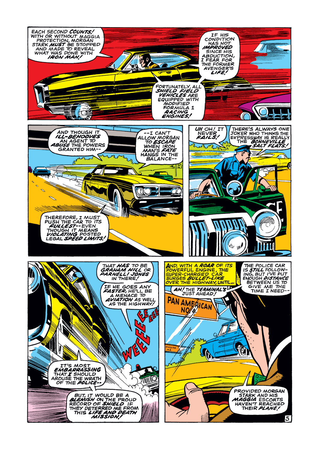 Tales of Suspense (1959) issue 99 - Page 6