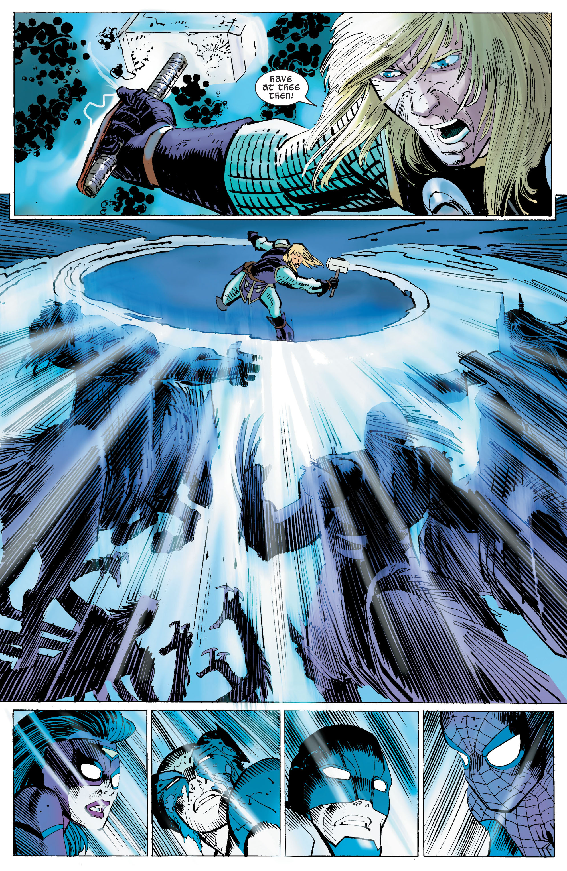 Read online Avengers (2010) comic -  Issue #3 - 15