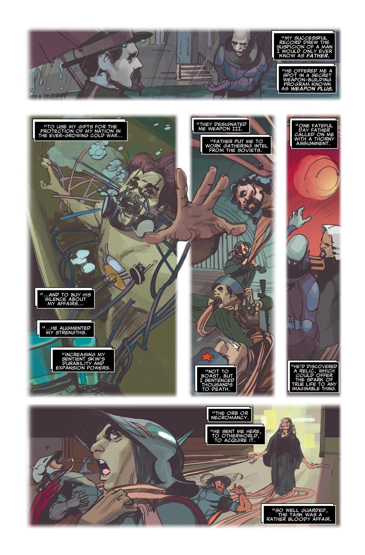 Uncanny X-Force (2010) #22 #24 - English 18