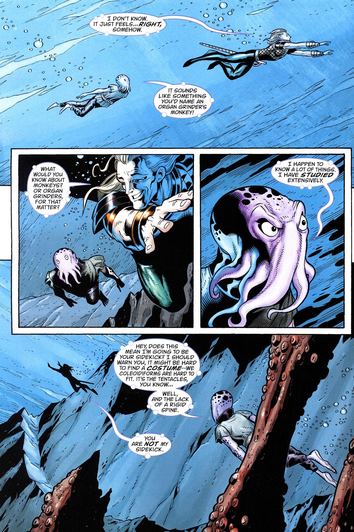 Read online Aquaman: Sword of Atlantis comic -  Issue #50 - 11