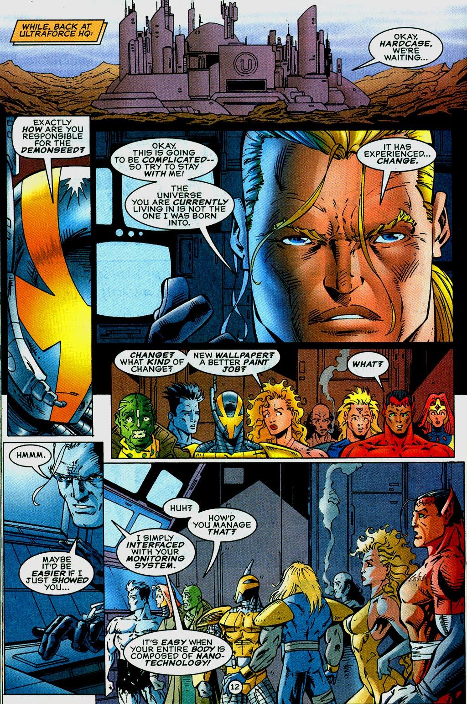 Read online UltraForce (1995) comic -  Issue #14 - 12