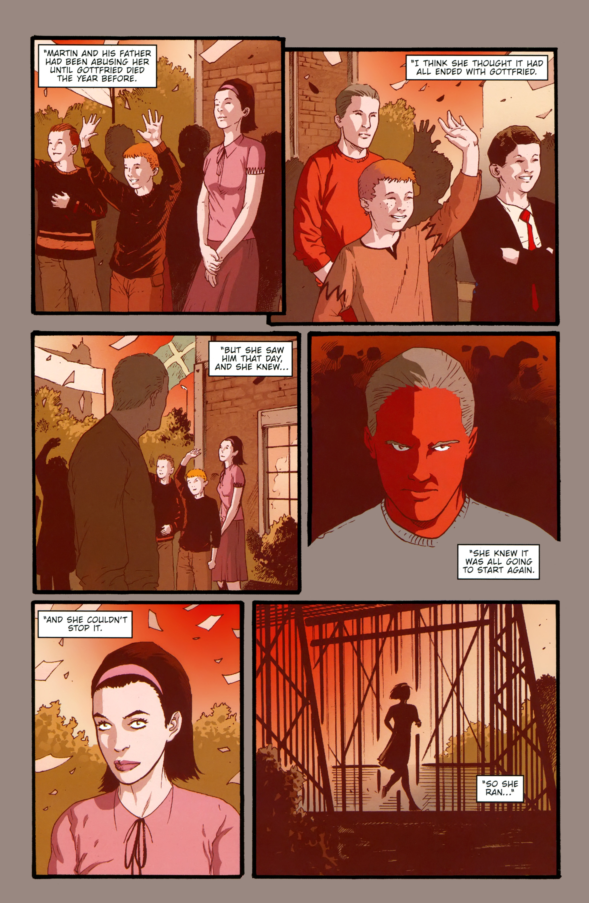 Read online The Girl With the Dragon Tattoo comic -  Issue # TPB 2 - 120