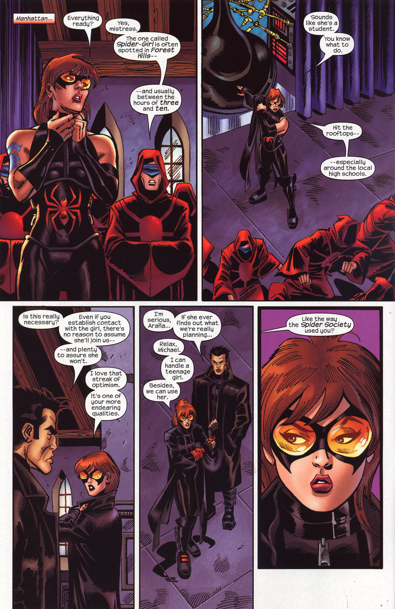 Read online Amazing Spider-Girl comic -  Issue #19 - 13