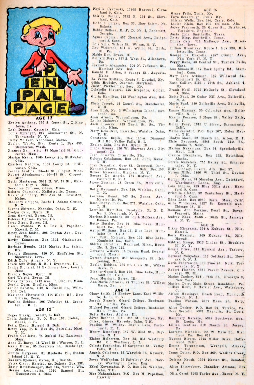 Read online Famous Funnies comic -  Issue #123 - 49