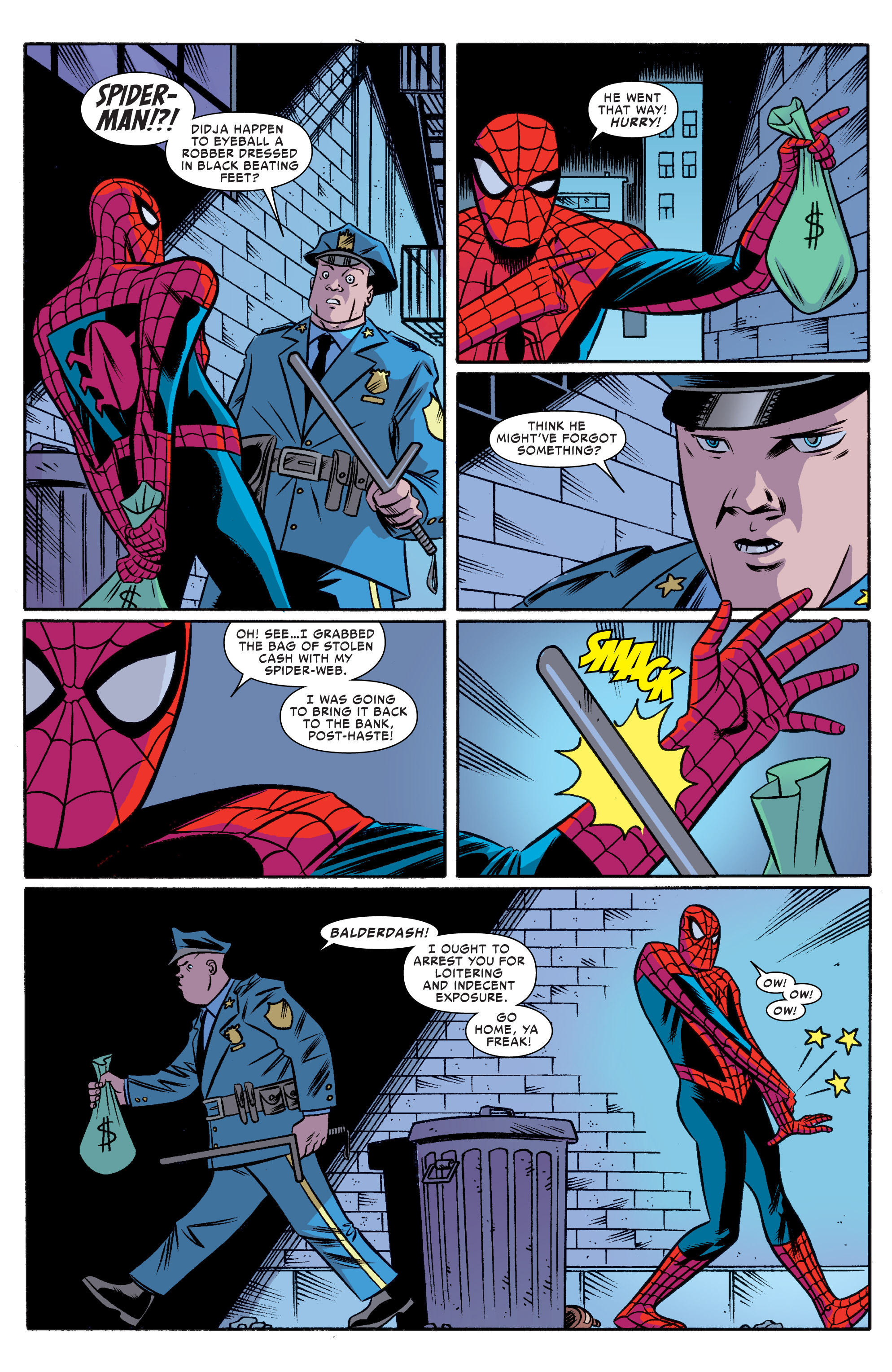 The Amazing Spider-Man (1963) 692 Page 28