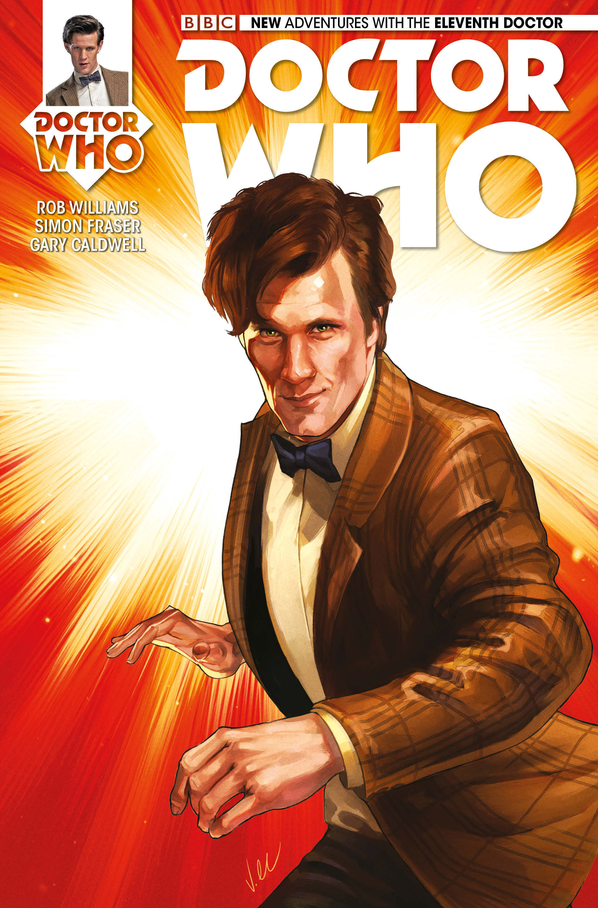 Doctor Who: The Eleventh Doctor 3 Page 1