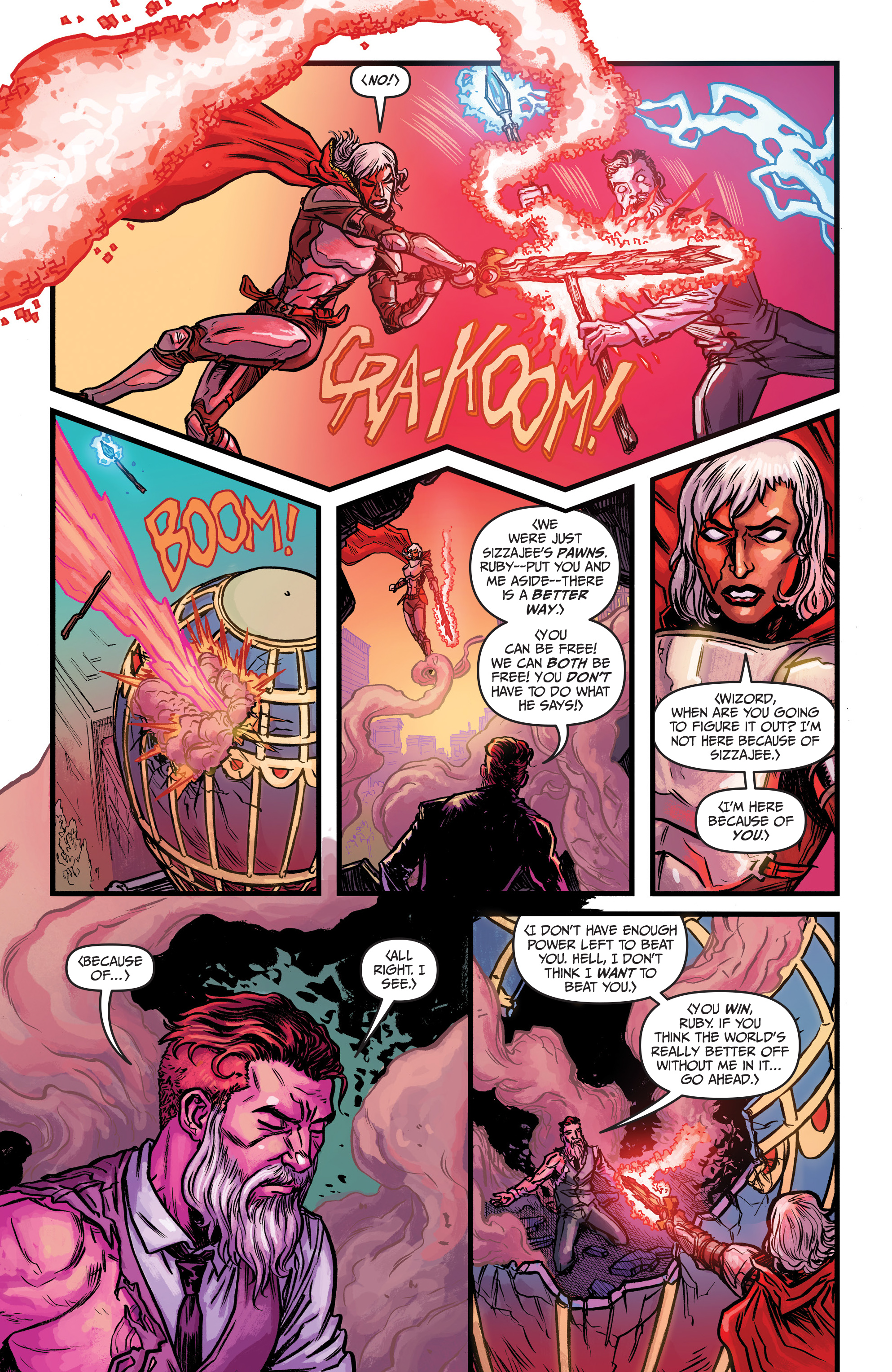 Read online Curse Words comic -  Issue #5 - 20