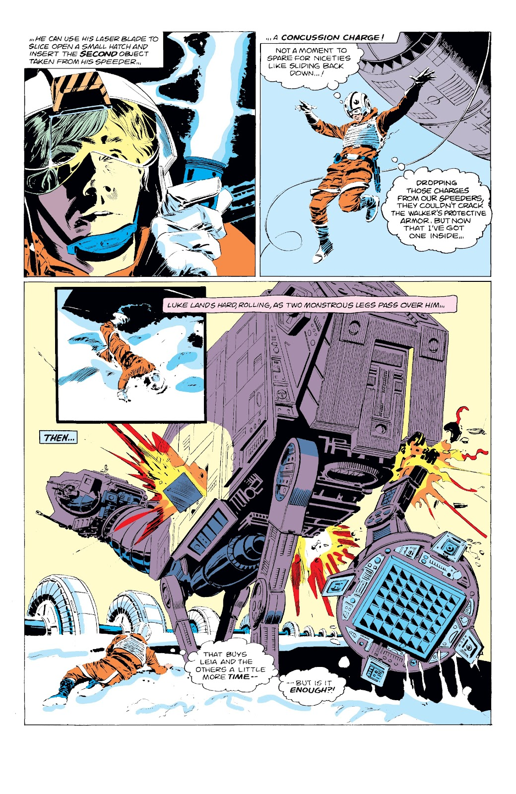 Read online Star Wars Legends: The Original Marvel Years - Epic Collection comic -  Issue # TPB 3 (Part 1) - 46