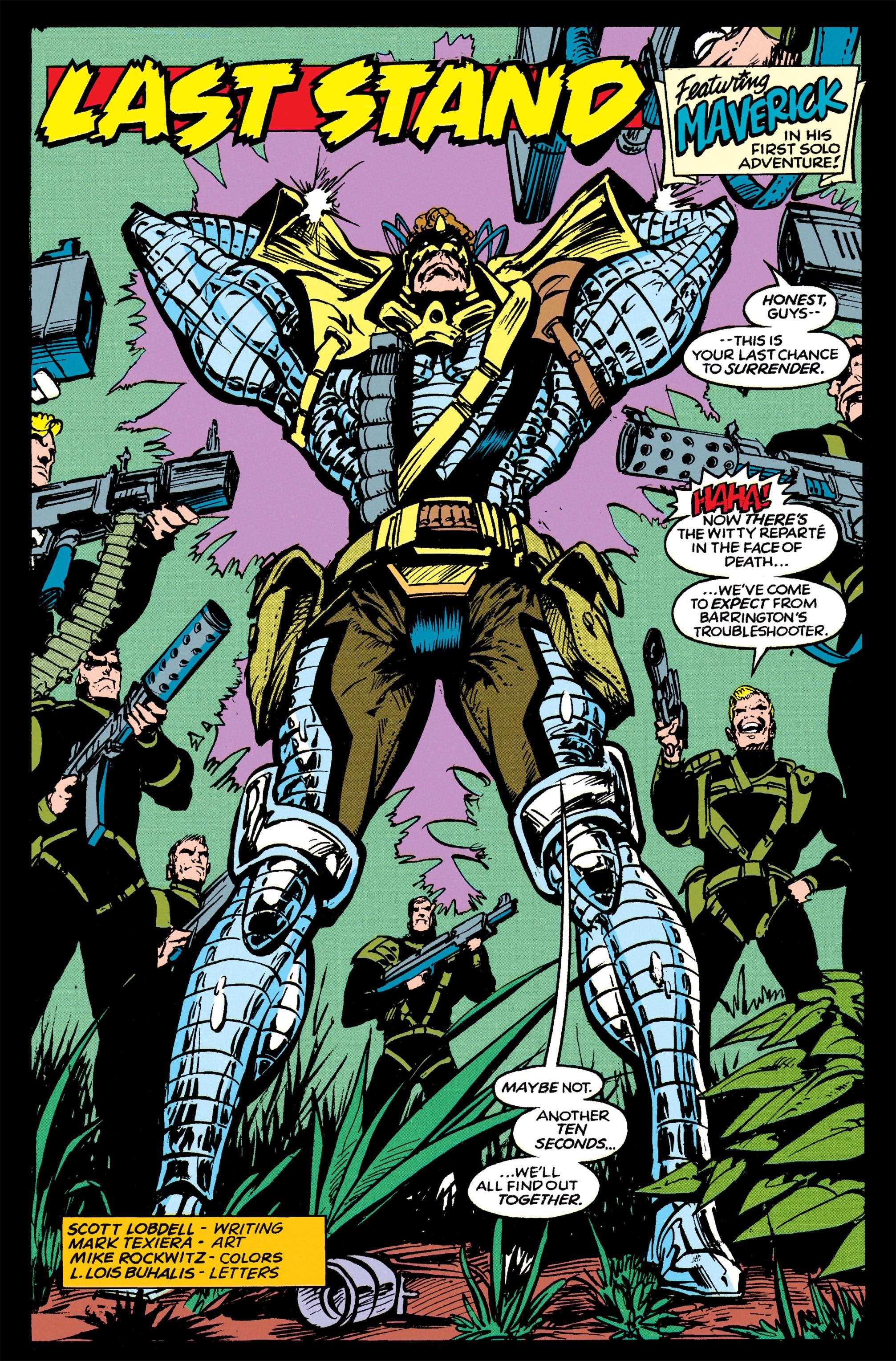 X-Men (1991) 10 Page 17