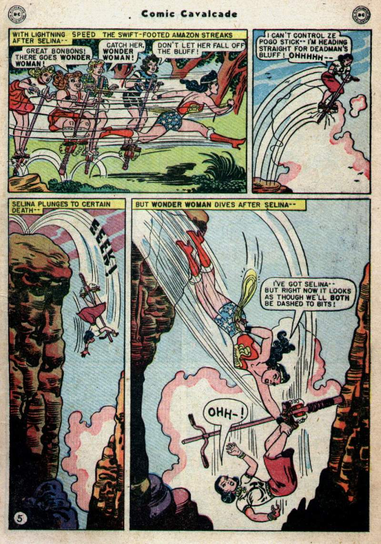 Comic Cavalcade issue 28 - Page 7