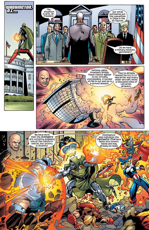 Read online Fantastic Five (2007) comic -  Issue #4 - 20