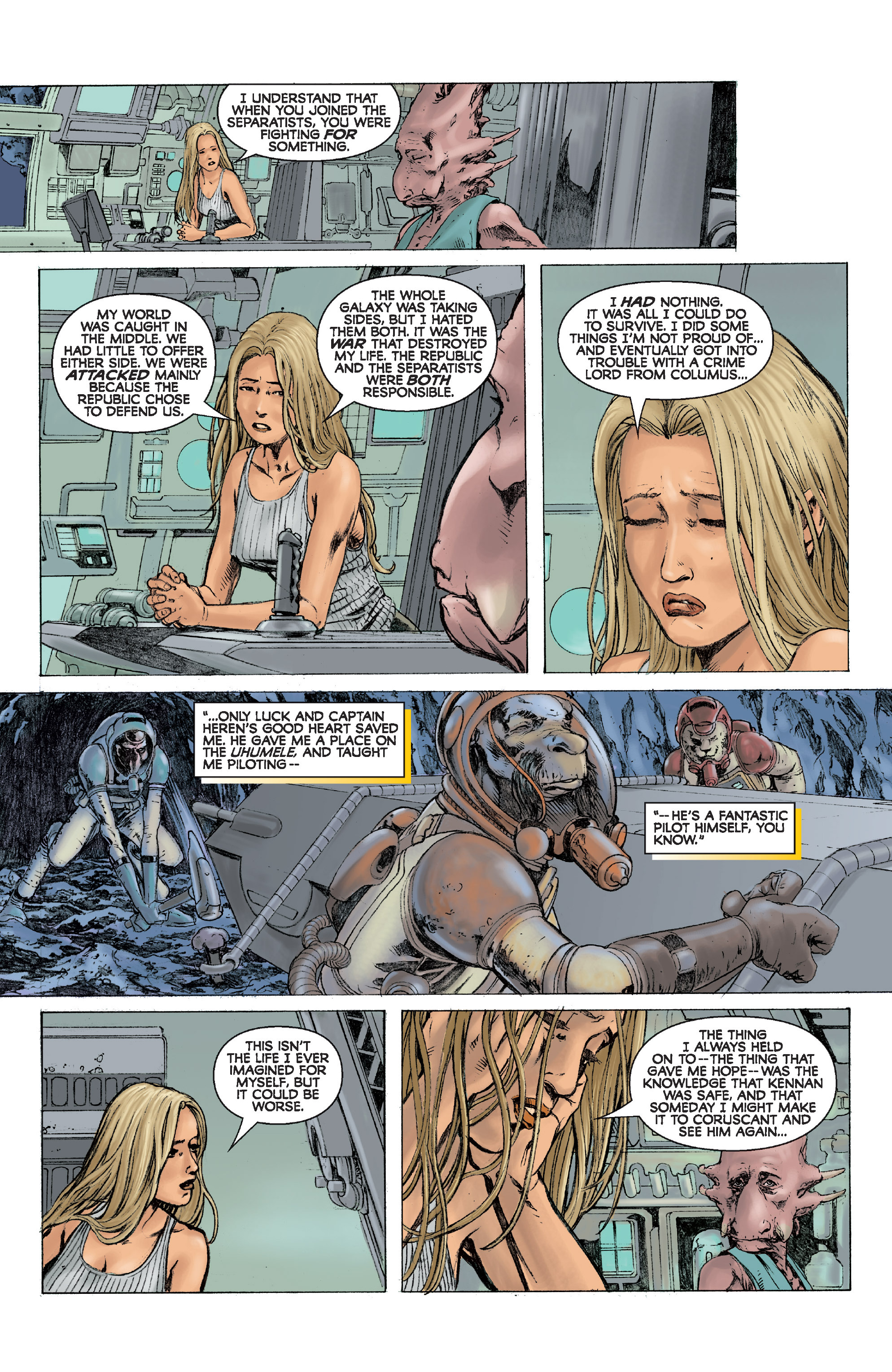 Read online Star Wars Omnibus comic -  Issue # Vol. 31 - 202