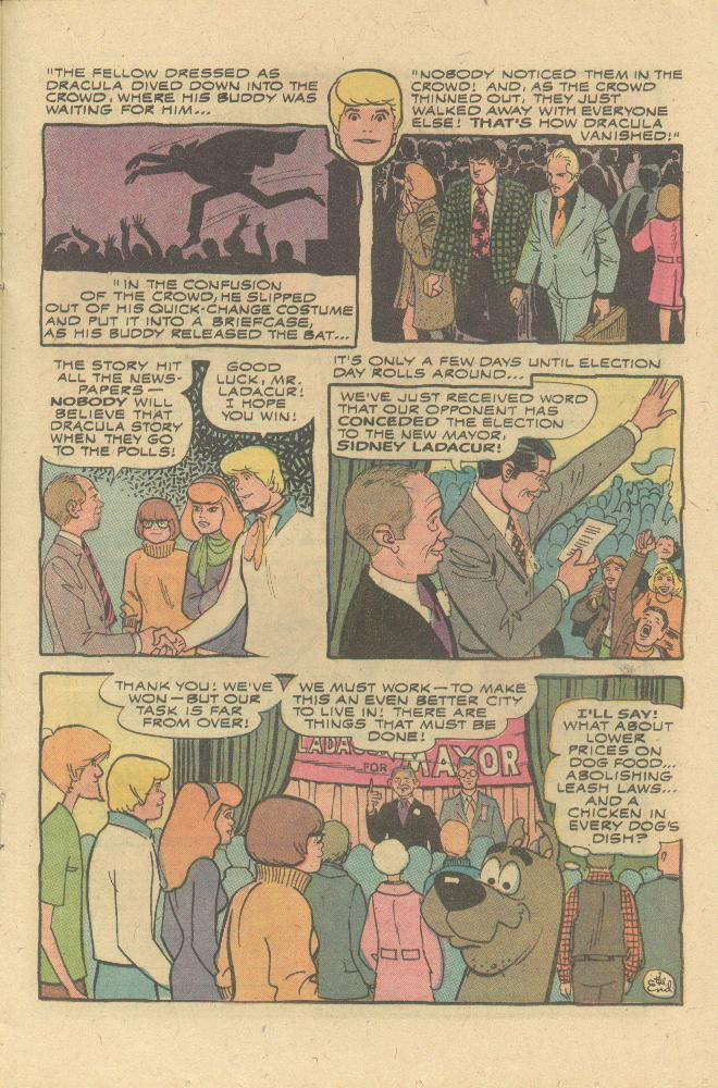 Read online Scooby-Doo... Mystery Comics comic -  Issue #25 - 14